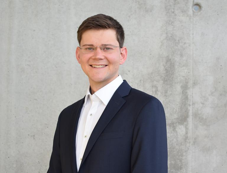 Felix Klee, Business Development Officer, DermaPurge